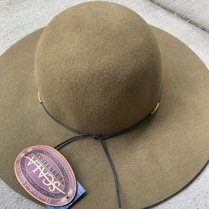 Scalia Castilleja Floppy Wide Brim Felt Hat